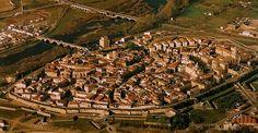 Ciudad Rodrigo vista aerea - Buscar con Google