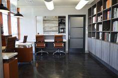 PHDesign, Inc Office Renovation 2016 - Designed by Ana Maria Martinez-Stumpo
