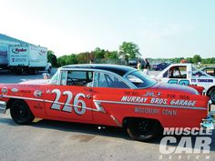 1956 Mercury Monterey - A Connecticut Yankee In King France's Court - Hot Rod Network