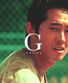 Glenn Rhee ~ The Walking Dead