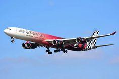 Airbus A340 - Etihad Airways