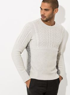 Men's Sweaters & Jackets: Pullovers, Knit Sweaters, Crew Necks | Kit and Ace