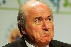 Blatter keen on Brazilians because the stadiums | enko-football
