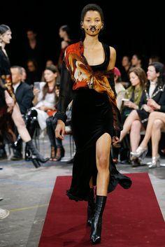 #LineisyMontero @Givenchy Otoño/Invierno 2015-16 Backstage