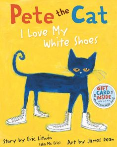Watch your kids dance, sing, and shout with this interactive read from the Pete the Cat Series!