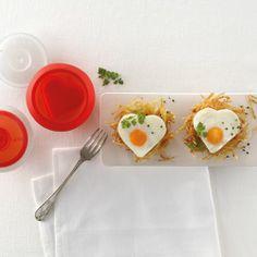 Kit Heart Ovo 2 uds  Estuches y moldes Lekue a la venta aquí: http://www.cornergp.com/tienda?bus=lekue