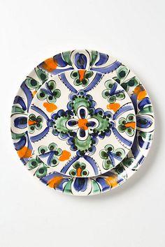 Escontria Dinner Plate - Anthropologie.com