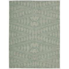 Nourison Hand-tufted Moda Ivory Light Breeze Rug