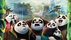 kung fu panda 3 wallpaper movies
