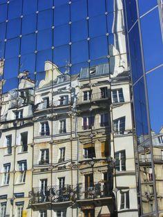 Paris - mise en scene.