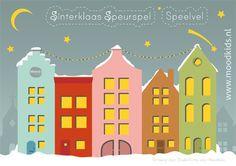 DIY - Sinterklaas Speurspel