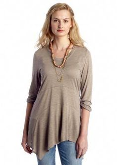 New Directions Curve Seam Sharkbite Tunic-Available at Belk.com (I want it in black and maybe this color, too.) http://www.belk.com/AST/Main/Belk_Primary/Women/Shop/Tops_Tees/KnitTops/PRD~1803540M14AV217/Curve+Seam+Sharkbite+Tunic.jsp?cm_mmc=SearchDex-_-Products-_-Tunics-_-new-directions-curve-seam-sharkbite-tunic-P1803540M14AV217