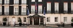 Green Park Hotel - Mayfair. Just off of Piccadilly by Hyde Park Corner and operated by Hilton. 163 guest rooms.
