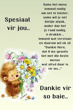 Morning Inspirational Quotes, Inspirational Thoughts, Good Morning Wishes, Good Morning Quotes, Happy Thoughts, Deep Thoughts, Baie Dankie, Lekker Dag, Afrikaanse Quotes