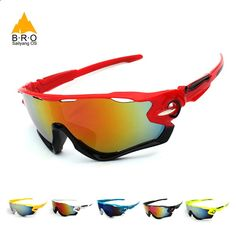 9719c7a7cf Cycling Eyewear Glasses for Driving Anti-Explosion MTB Bicycle Cycling  Sport Glasses Goggles Eyewear Oculos Ciclismo Sunglasses for Men Women *  This is an ...