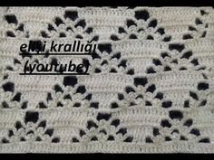 flower basket model vest and Basket Mode, Beauty Tips For Women, Crochet Stitches Patterns, Flower Basket, Filet Crochet, Baby Blanket Crochet, Crochet Projects, Diy And Crafts, Youtube