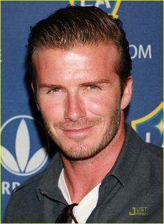 i love David Beckham!!