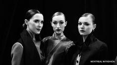 Backstage Beauty Target Designer Competition NISSE http://www.montrealinfashion.com/2013/02/target-emerging-designer-melissa-nepton.html?m=1