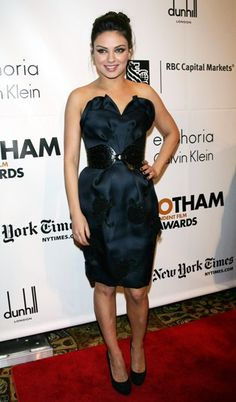 Black Swan stars at the Gotham Independent Film Awards