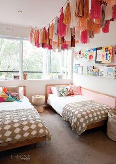 Bianca & Sabine's room | Little One mag