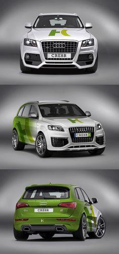 Auto • Helius Creative, Audi Q7/Q5