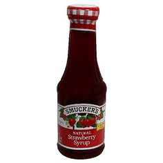 JMSmucker  Ripon Natural Syrup Strawberry 12Ounce Pack of 6 >>> More info could be found at the image url. #DessertsPorn