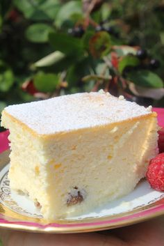 Polish Recipes, Polish Food, No Bake Cake, Bon Appetit, Gluten Free Recipes, Vanilla Cake, Holiday Recipes, Cheesecake, Good Food