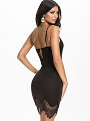 Club L, black lace dress New Party Dress, Black Party Dresses, Club Dresses, Lace Sheath Dress, Bodycon Dress, Deep V Neck Dress, Party Dresses Online, Pretty Outfits, Dresser