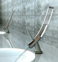 省水視覺化的水龍頭 - 癮科技