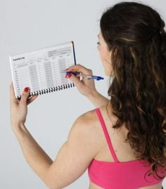 Make perfect schedule for your weight training. Let's try!!