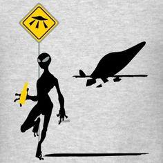 Alien Autostop UFO Crash