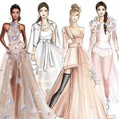 Neutrals 💕🎨 #hnicholsillustration #fashionsketch #fashionillustration #couture #fashionart #fashionillustrator #copicart #copicmarkers #gigihadid