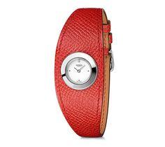 hermes handbag price - Kelly 2 Hermes steel watch, 41.5 x 15.4mm, white dial, quartz ...