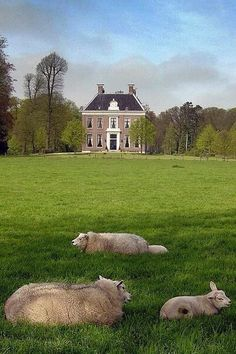 English Countryside Home
