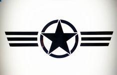 U.S. Air Force Emblem Logo Vinyl Decal Sticker by SharisVinylEmporium on Etsy