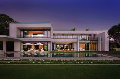 4358 North Bay Road | Architect Magazine | Choeff Levy Fischman Architecture + Design, Miami Beach, FL, USA, Single Family, New Construction, Modern, Residential Projects