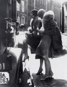Tauentzielgirl Team (Lower Class Prostitutes) - 1920's - Weimar, Berlin - @~ Mlle; Very sad, but very interesting. I hope their lives took a better turn.
