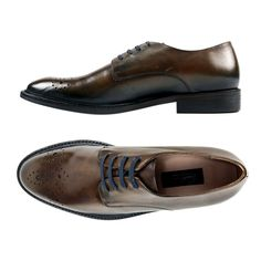 DONALD J PLINER Signature Tussio Brown Calf Brogue Oxford Shoes  |  Get in there! http://www.frieschskys.com/footwear/shoes  |  #frieschskys #mensfashion #fashion #mensstyle #style #moda #menswear #dapper #stylish #MadeInItaly #Italy #couture #highfashion #designer #shopping