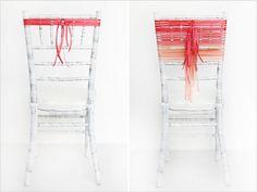 Como Decorar as Cadeiras para uma Festa   Que se Ame