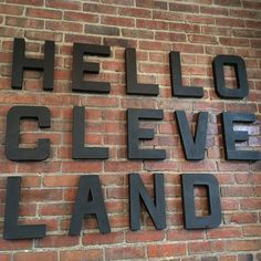 Stopped by @nativecleveland while on Waterloo  (a good sentiment for #RNC week)