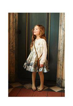 Jottum NWT stunning printed dress Setif All Sizes Winter 2015
