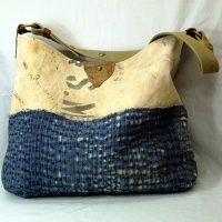 J.AUGUR DESIGN HOBO CANVAS / BORO