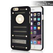 TOP-Shop | Ein Angebot von Comebuy Online Shop Coole Metall und PC Kickshockproof Fall-Abdeckung für iPhone 6 Plus -…Ihr QuickBerater