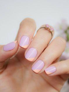 I want #pretty: #Trend- #Uñas #NailArt