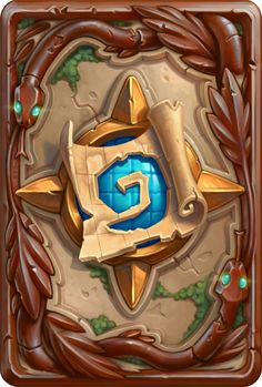 Card Back: League of Explorers Seasonal Artist: Jerry Mascho