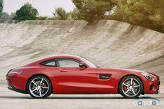 Mercedes-Benz AMG GT revealed