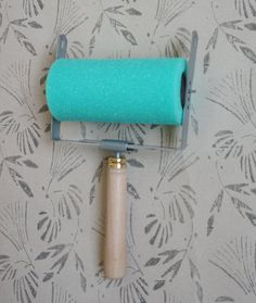Paint Roller Applicator for Pattern Paint por patternpaintrollers
