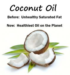 Coo-coo For Coconut Oil?