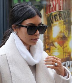 kim kardashian paris fashion week 2014 - Google Search