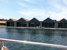 Köpenhagen sea buildings